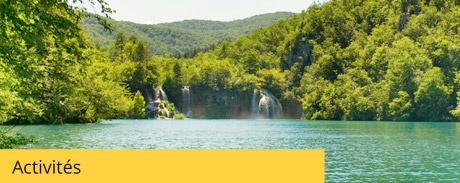 Activités autour du camping des étangs de Marsalin dans  en Eure et Loire