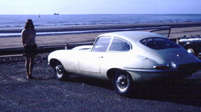 1966 E-Type Jaguar Series 1 4.2
