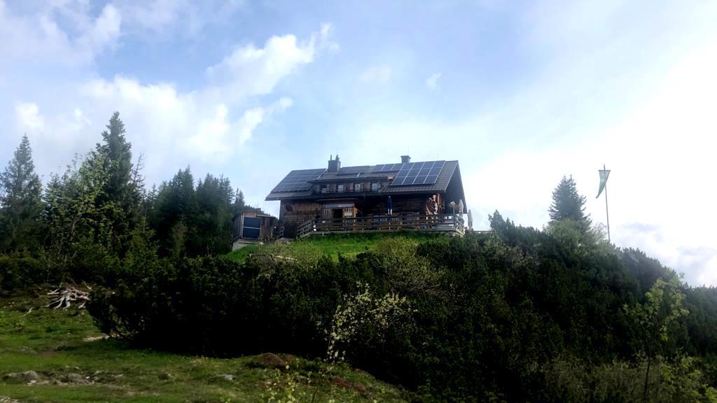 22. Mai 2020 Goiserer Hütte