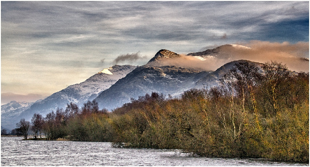 Highly Commended: Lake Padarn (Gaynor Ormerod)