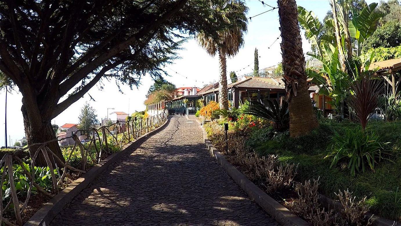 """Besuch im """"Adega da Quinta"""" Restaurant"""
