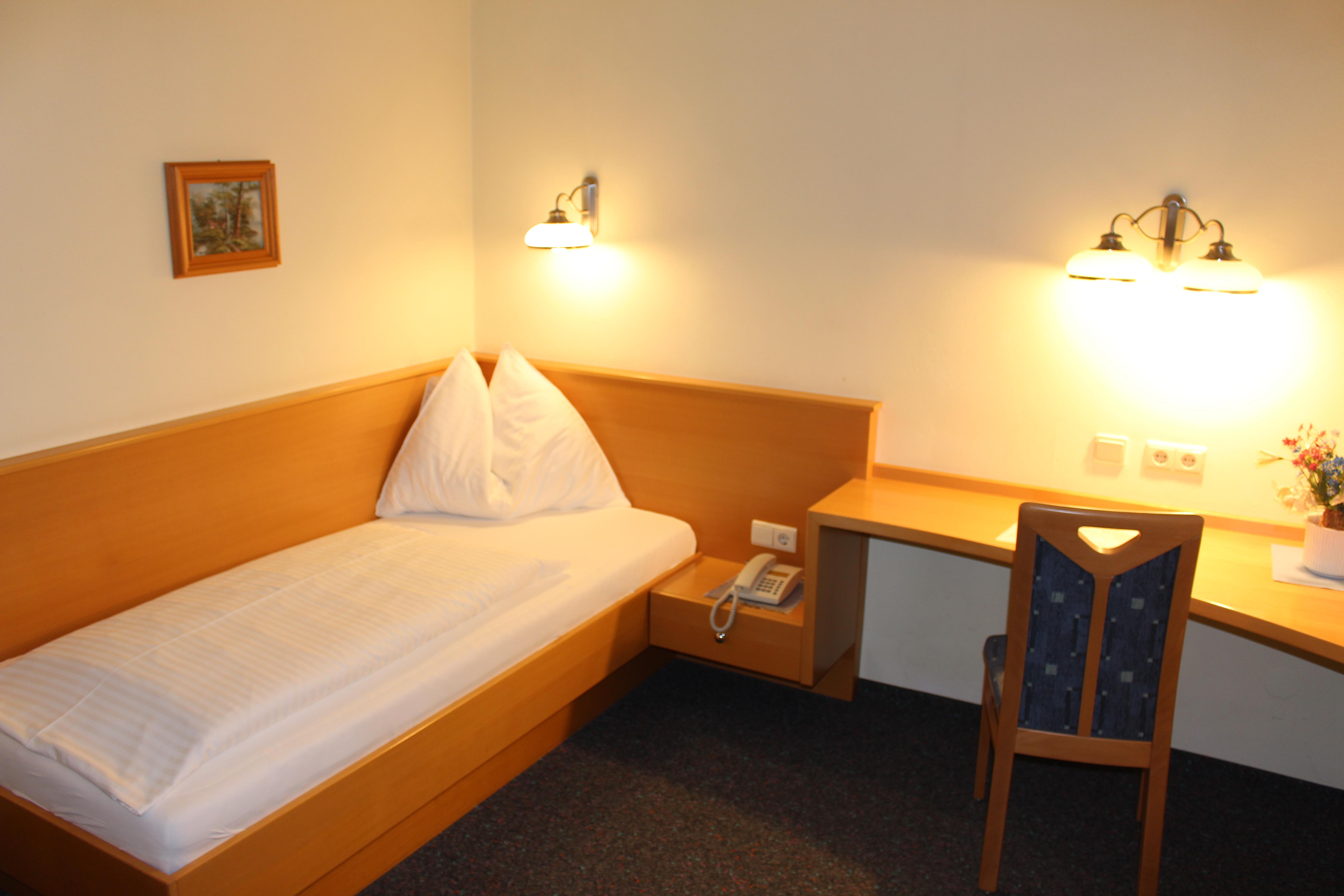 Zimmer Nr. 4 - Einzelzimmer