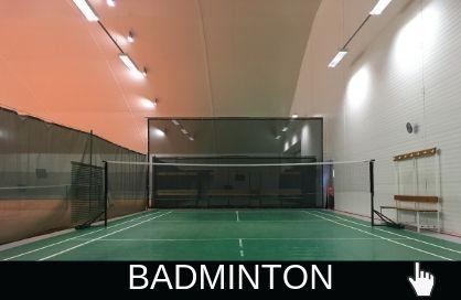 Badminton igrišče v ljubljani