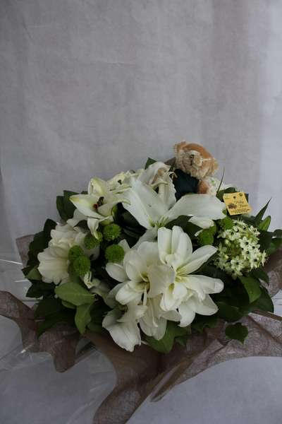 Bouquet rond - 40 €