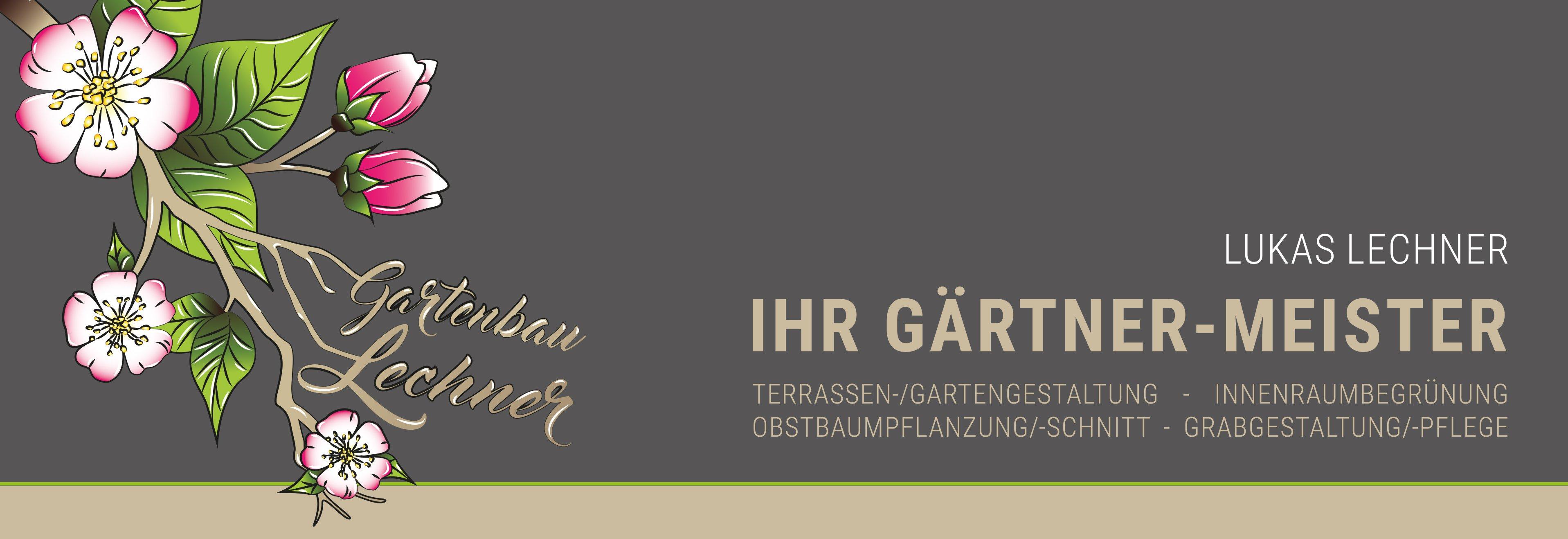 """""""Gartenbau Lechner """""""