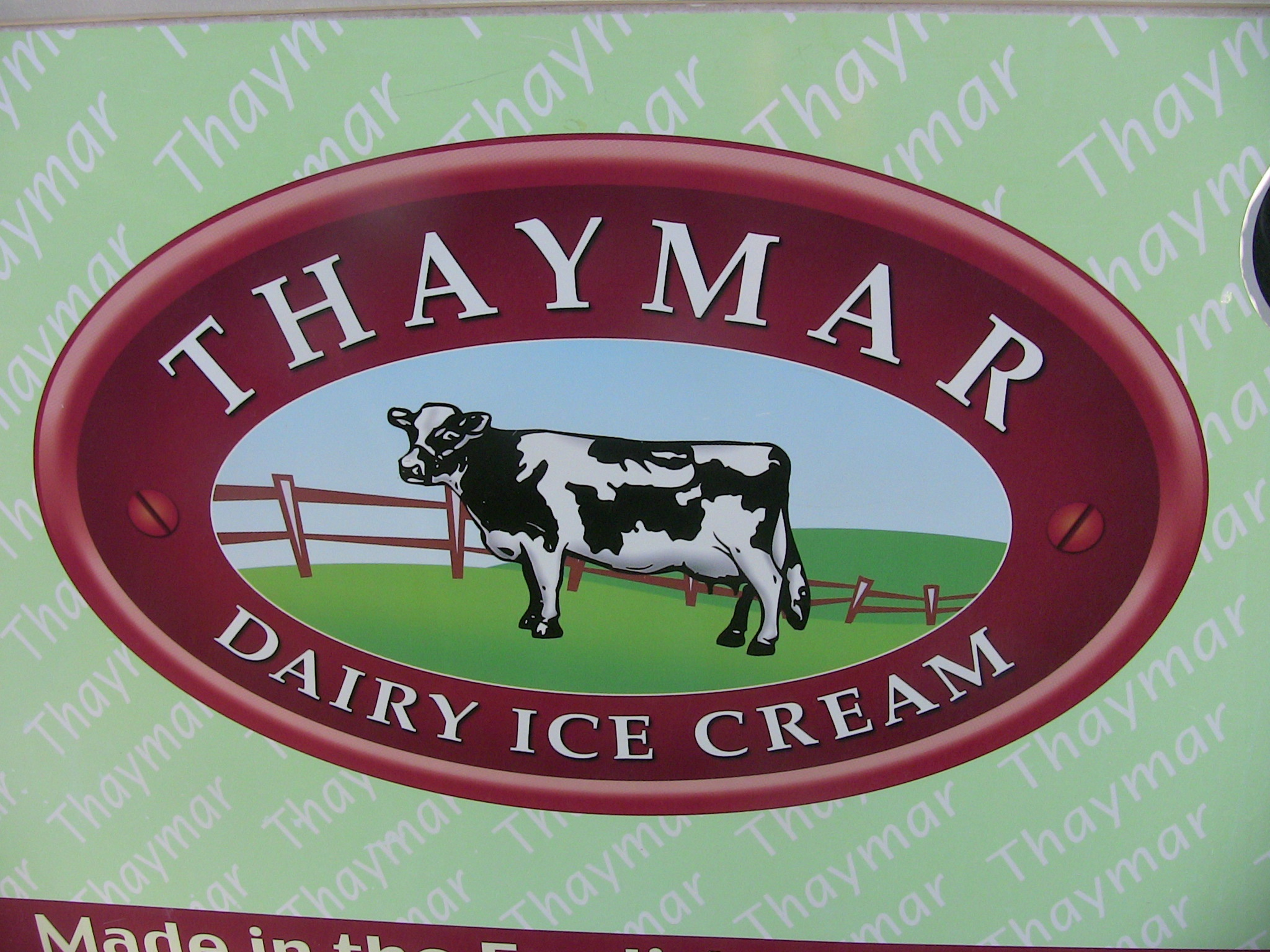 Thaymar Ice Cream