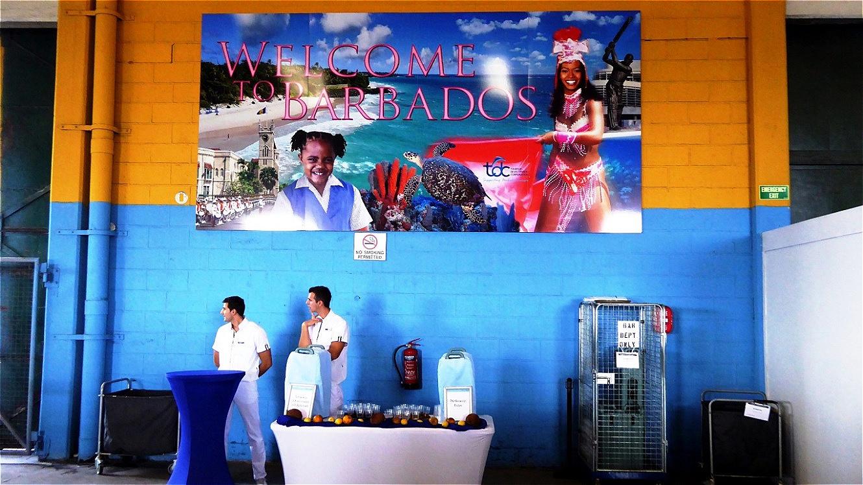 Willkommen in Barbados !