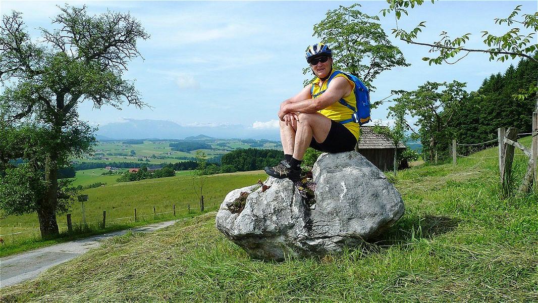 """""""Ich saß auf einem Steine"""" - Buchberg"""