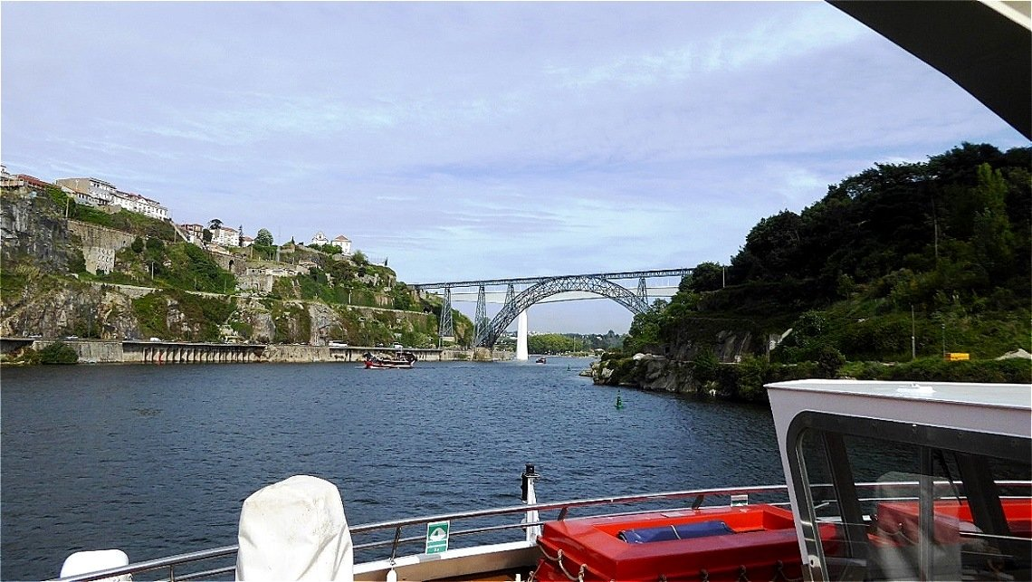 Wir lassen Porto hinter uns