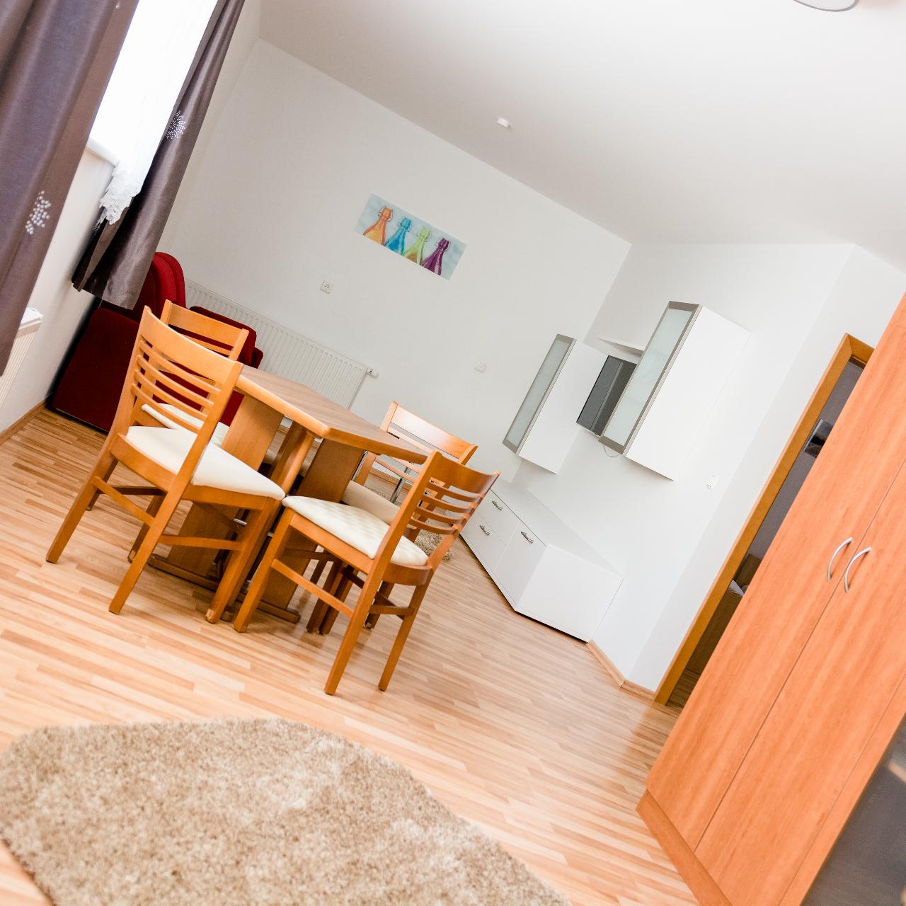 Appartement Erdgeschoss