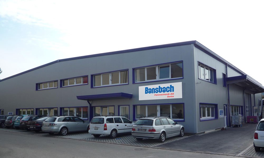 Bansbach Feinmechanik AG Swiss