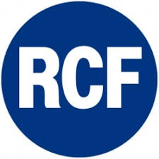 RCF audio products