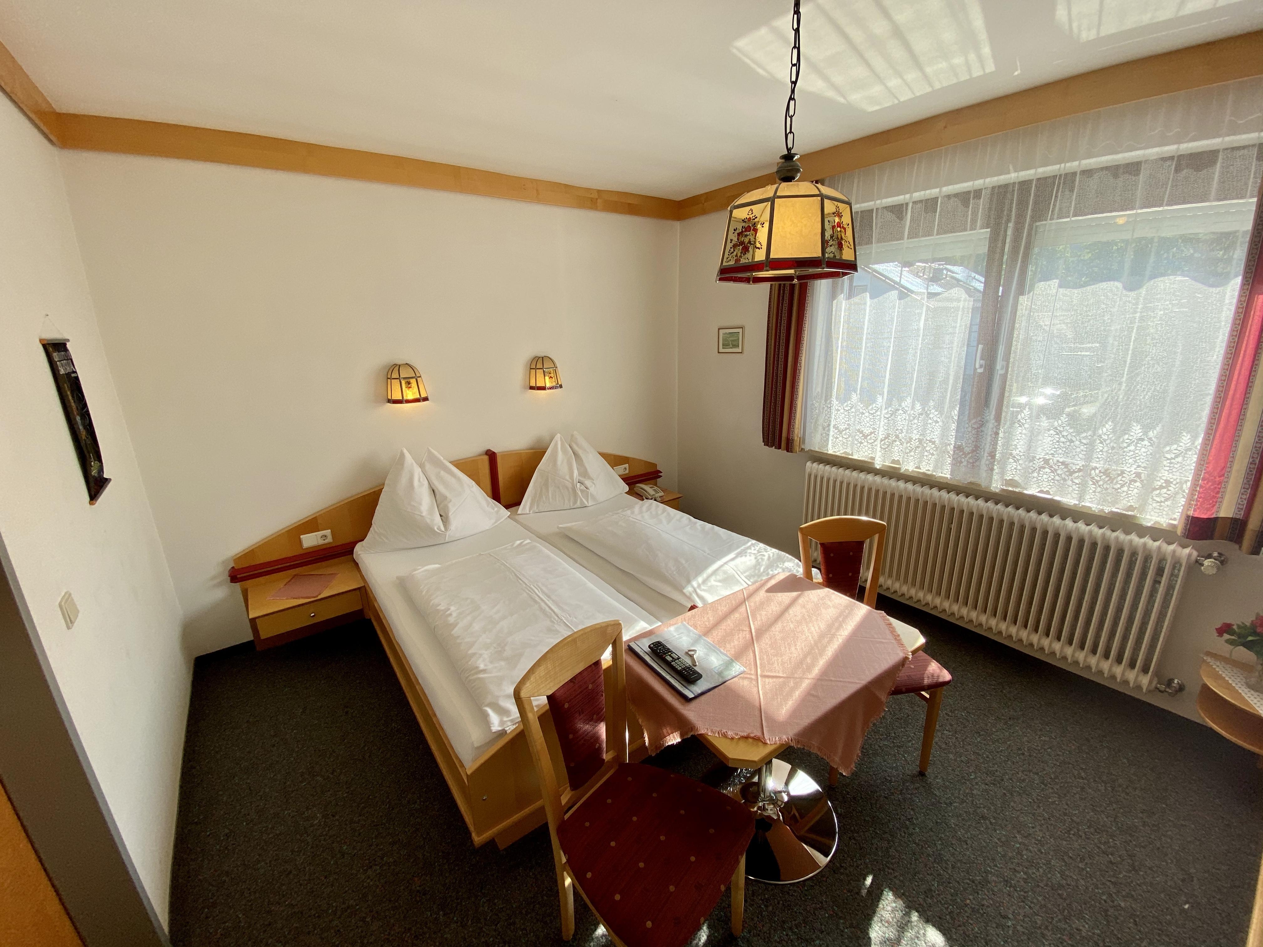 Zimmer Nr.1 - Dreibettzimmer