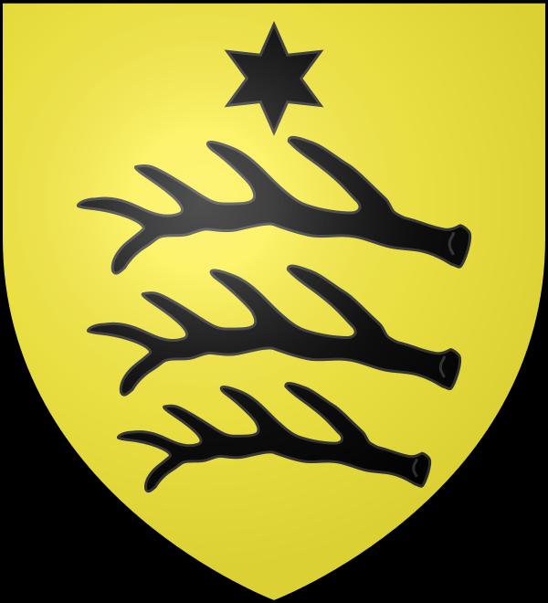 Das Wappen Riquewihrs