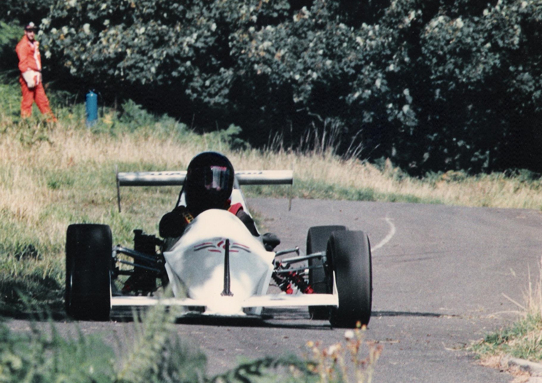 Jedi Honda 1987, Prescott