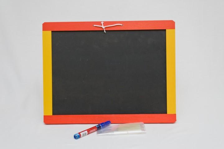 ΚΩΔ: 01002-1 Πίνακας μαρκαδώρου - κιμωλίας Διαστάσεις: 34x44cm