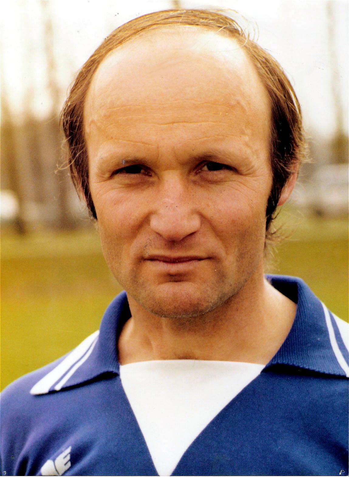 Kapitän - Spielertrainer beim WSV-ATSV Ranshofen