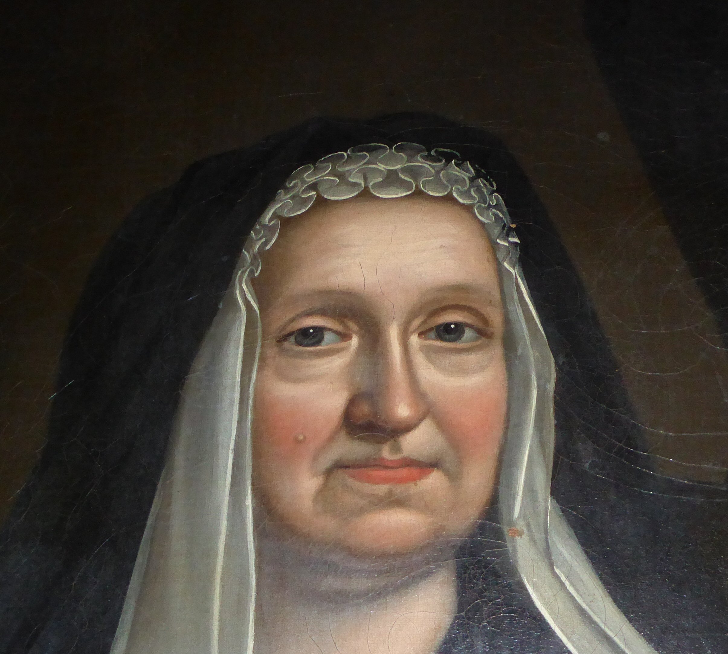 Sarah Huddon, mother of Rebecca