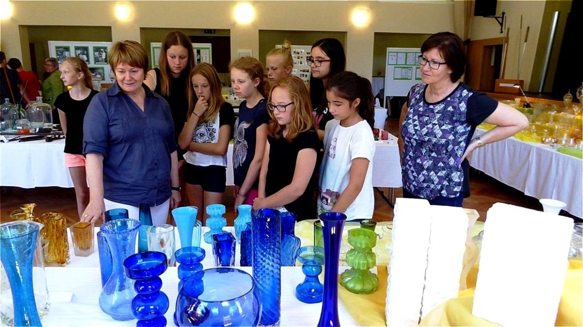 Schülerinnen der HS Friedburg