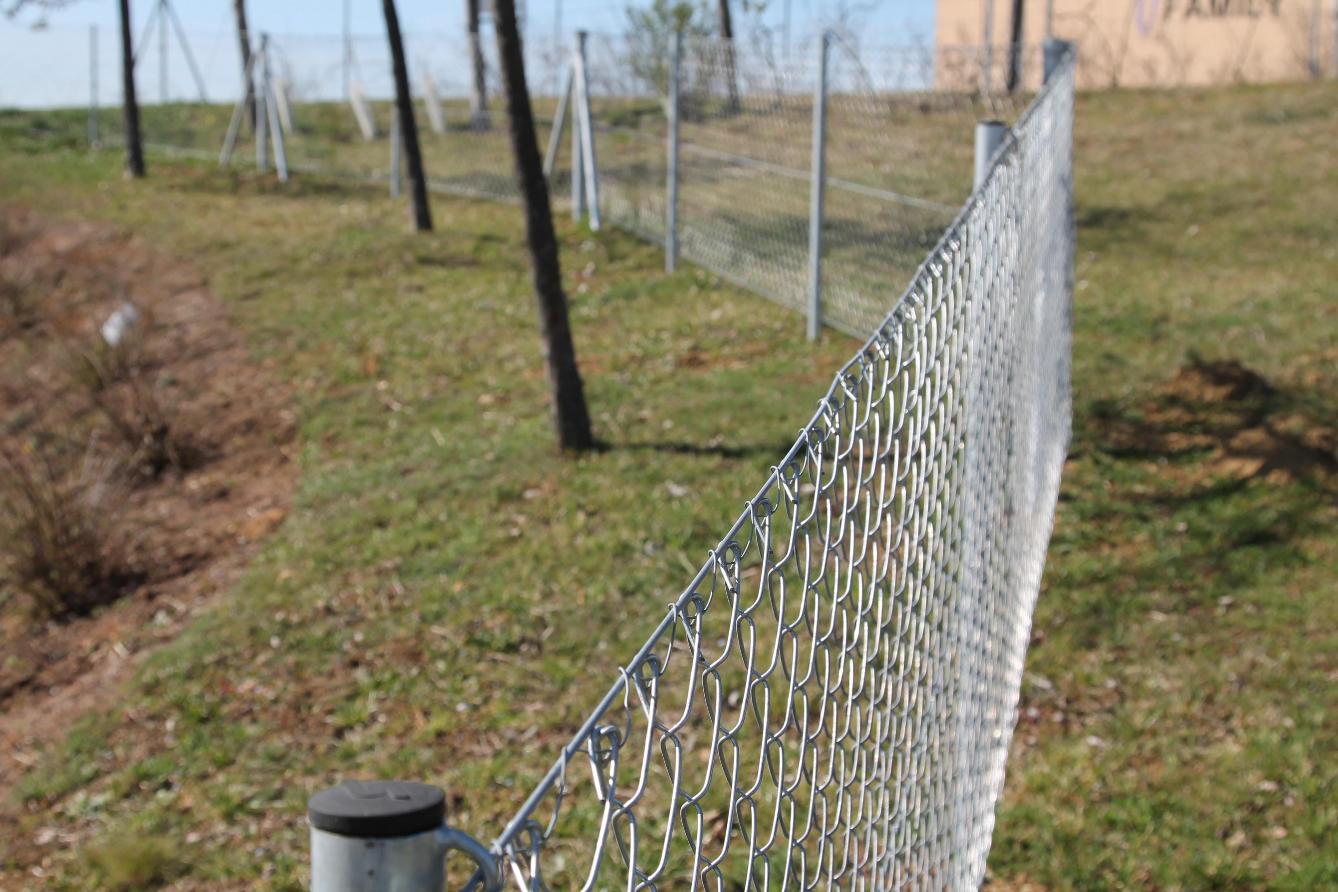Securo System Garten verzinkt