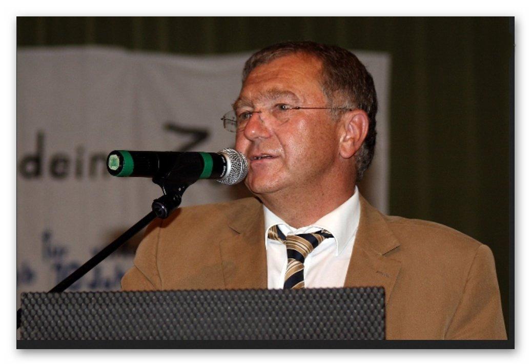 Bezirksschulinspektor Johann Zillner