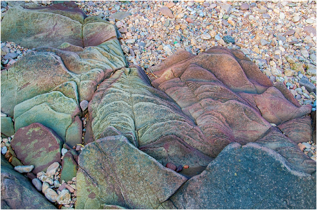 Highly Commended: Rock Formations (Bryan Organ)