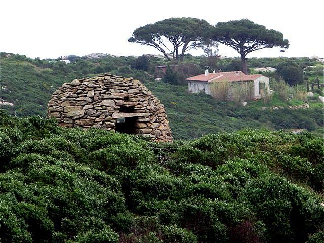 Caprilli - Hirteniglu aus Stein