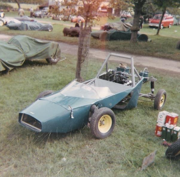 Minim 1 Prescott, July 1966