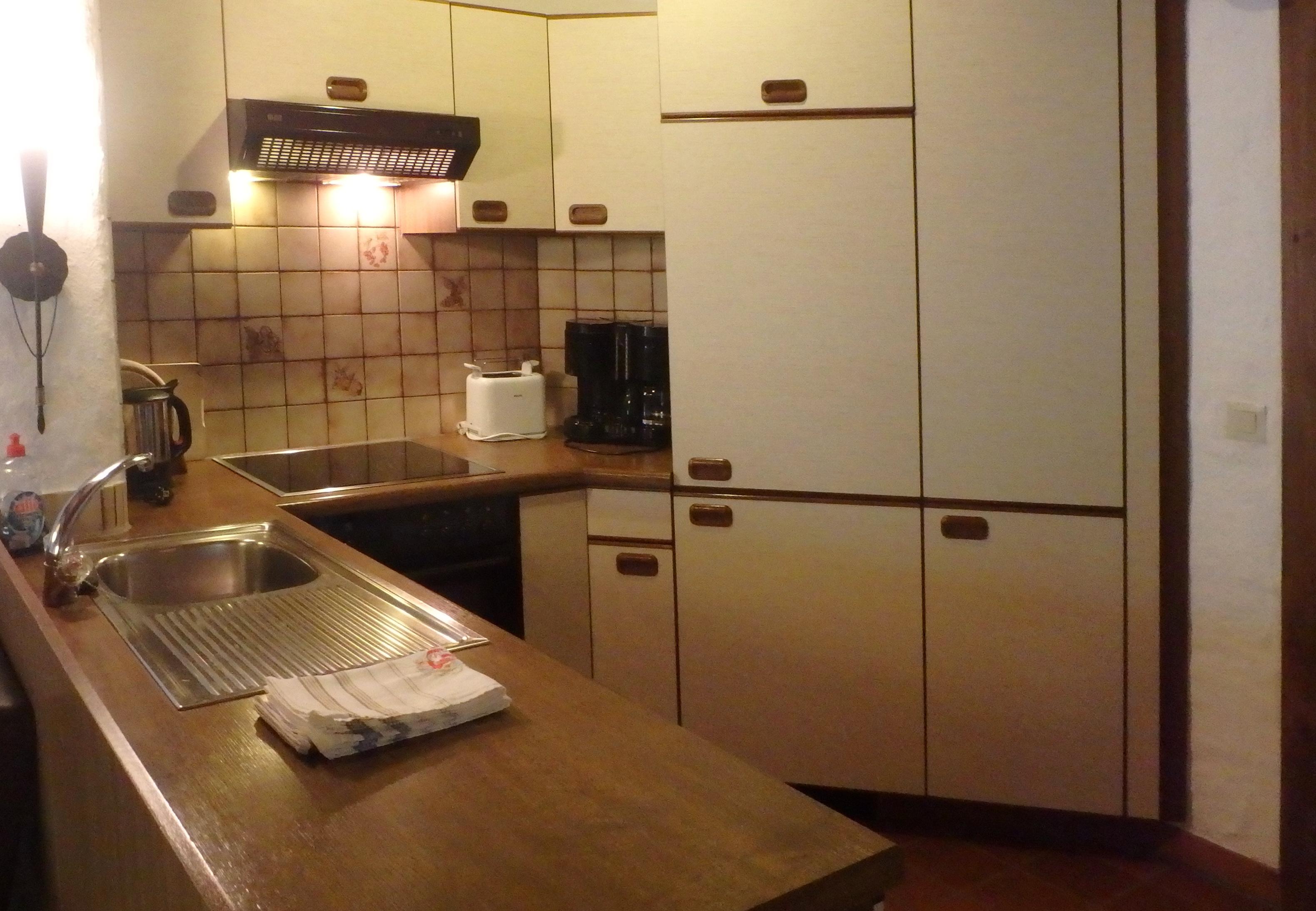 Küche Wohnung A