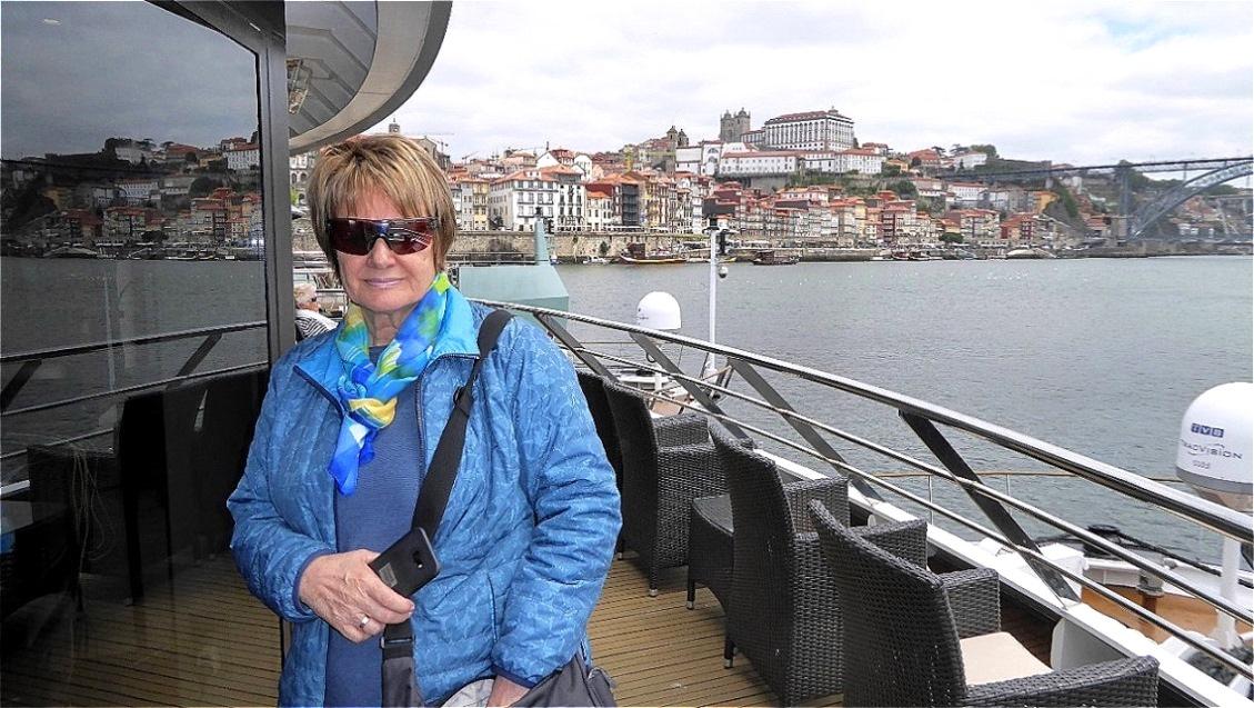 Rundgang auf der Douro Spirit