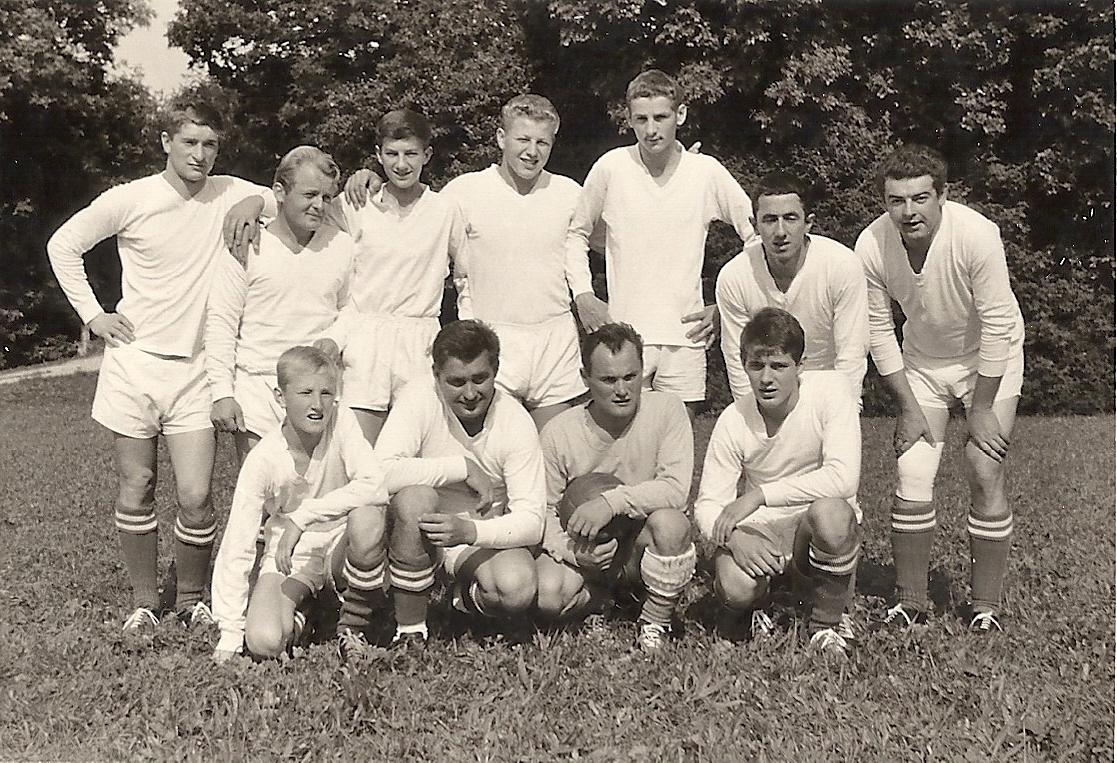 Reservemannschaft Herbst 1965