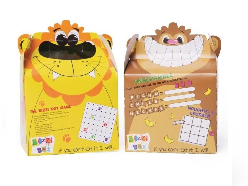 Kiddies Boxes