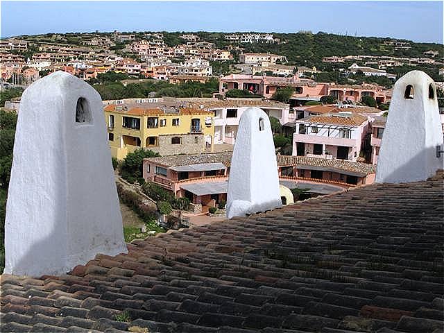 Porto Cervo - beliebtes Urlaubsziel des internationalen Jetsets