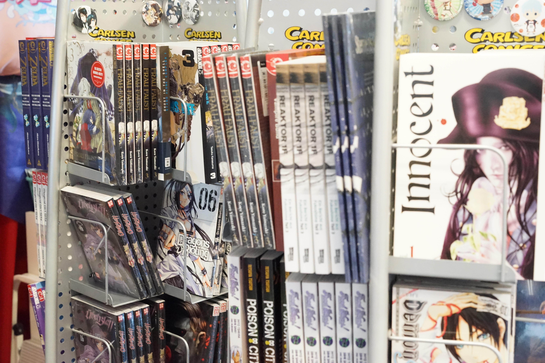 Immer die aktuellen Manga Neuheiten, auf Wunsch auch im Abo.