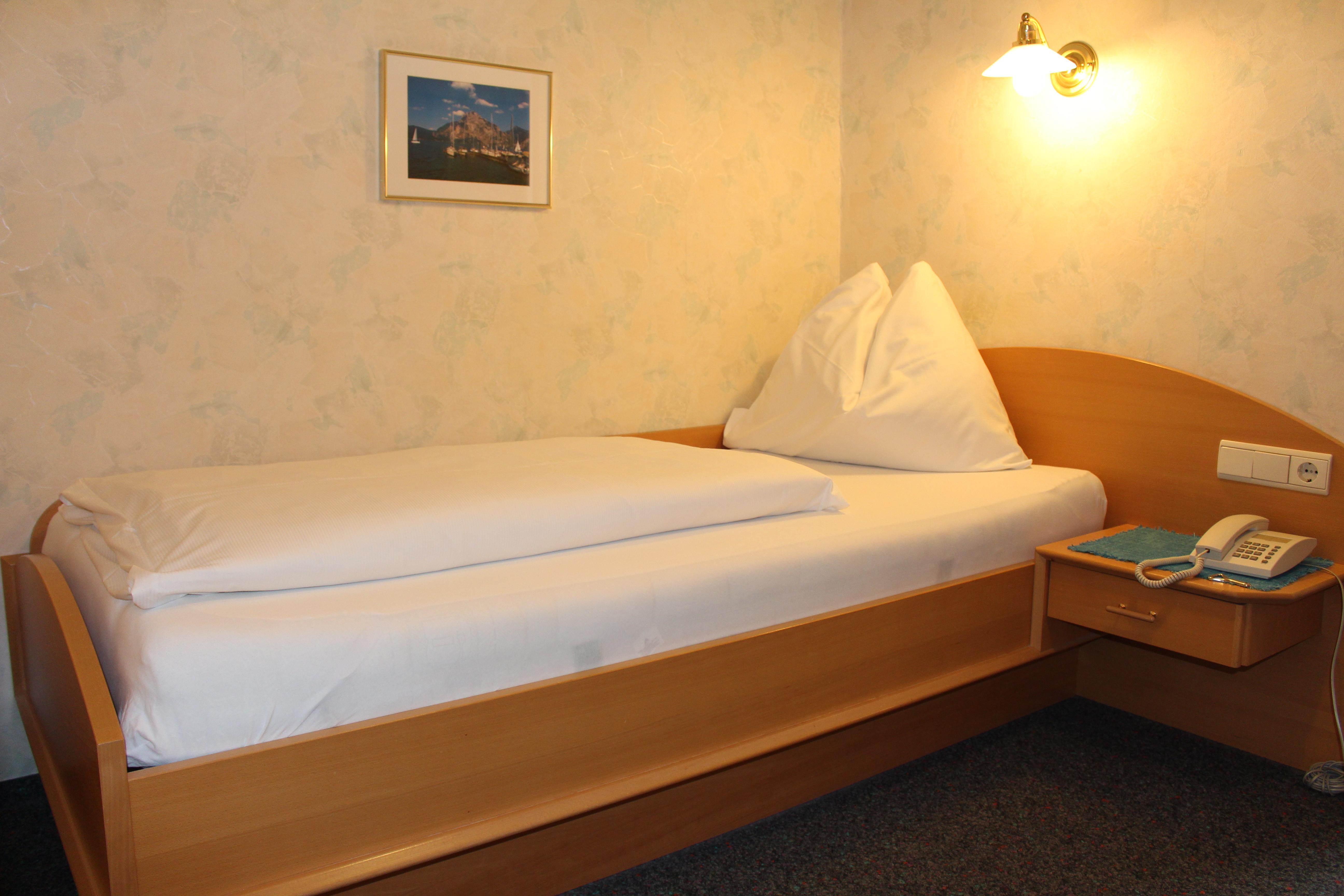 Zimmer Nr. 6 - Einzelzimmer