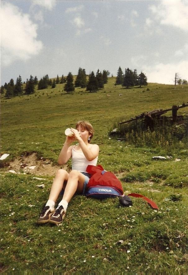 1984 - Schlenken - meine erste Bergtour