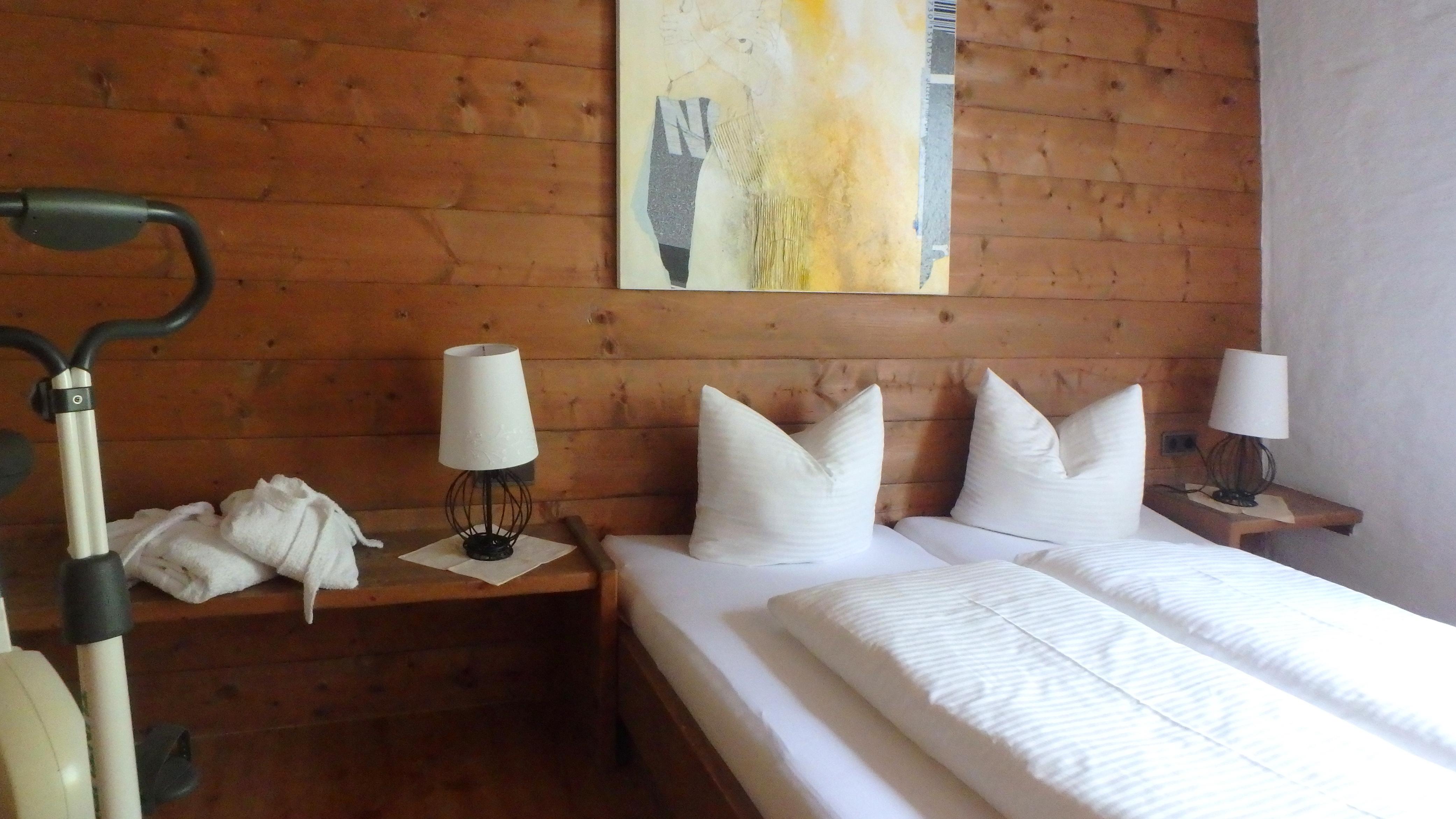 Schlafzimmer Wohnung A