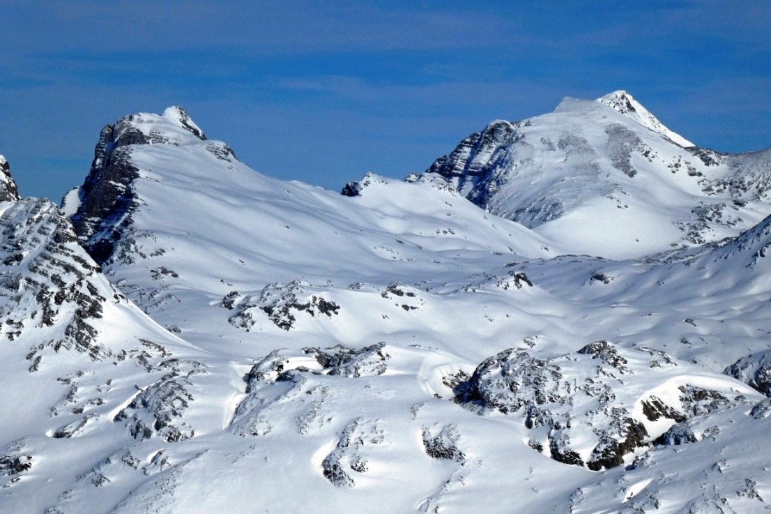 Totes Gebirge - grandiose Gipfel Rotgschirr und Schermberg