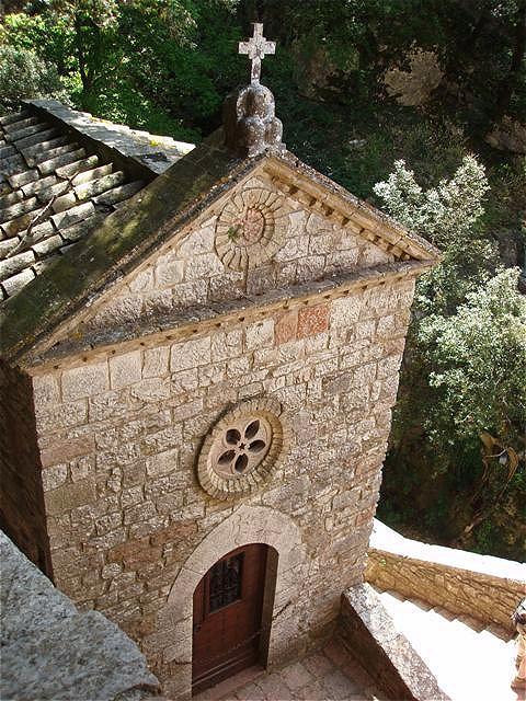 Franziskus kehrte auch in späteren Jahren immer wieder an diesen Ort zum Beten und zur Meditation zurück