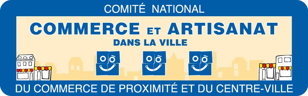 """JNCP: Label national """" Commerce et Artisanat dans la Ville""""."""