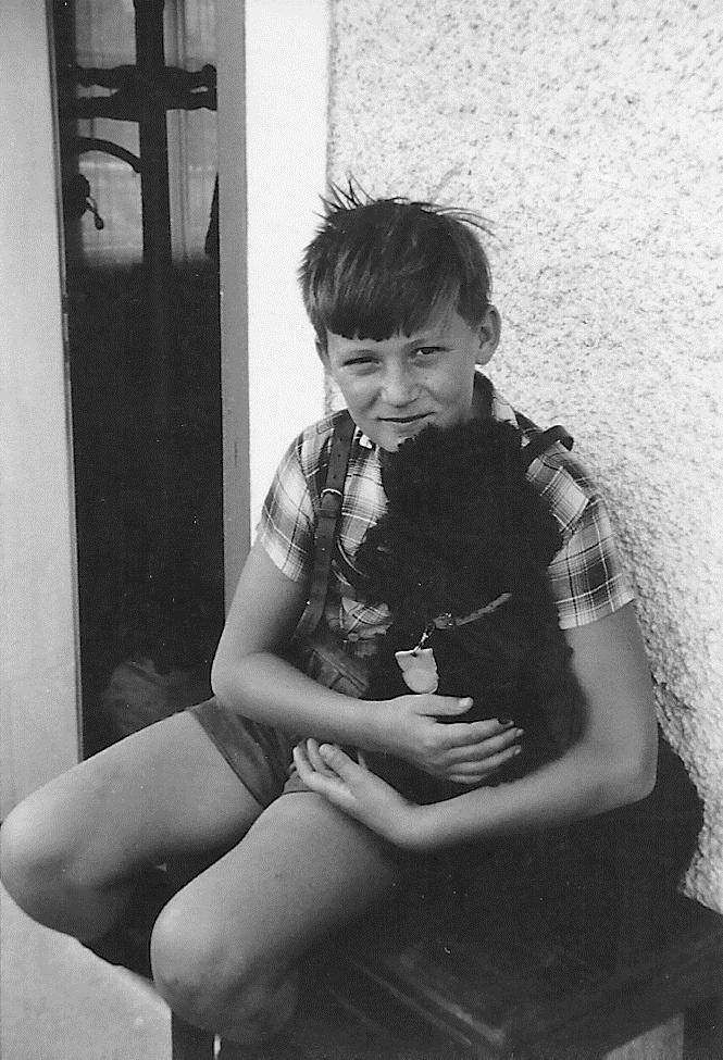 Mein Freund der Pudel - 1961