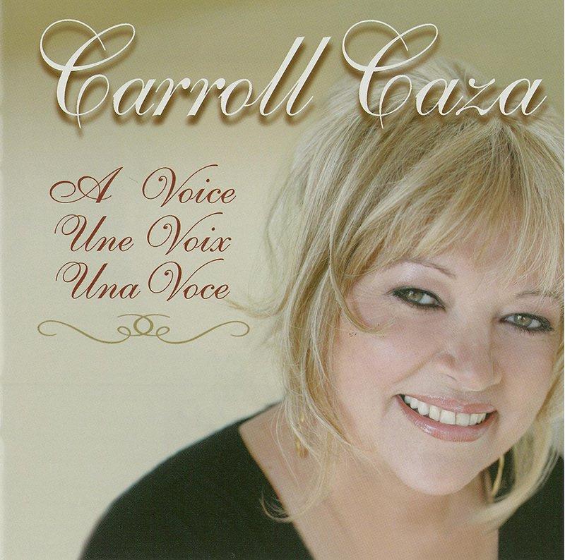 Pochette CD Une Voix