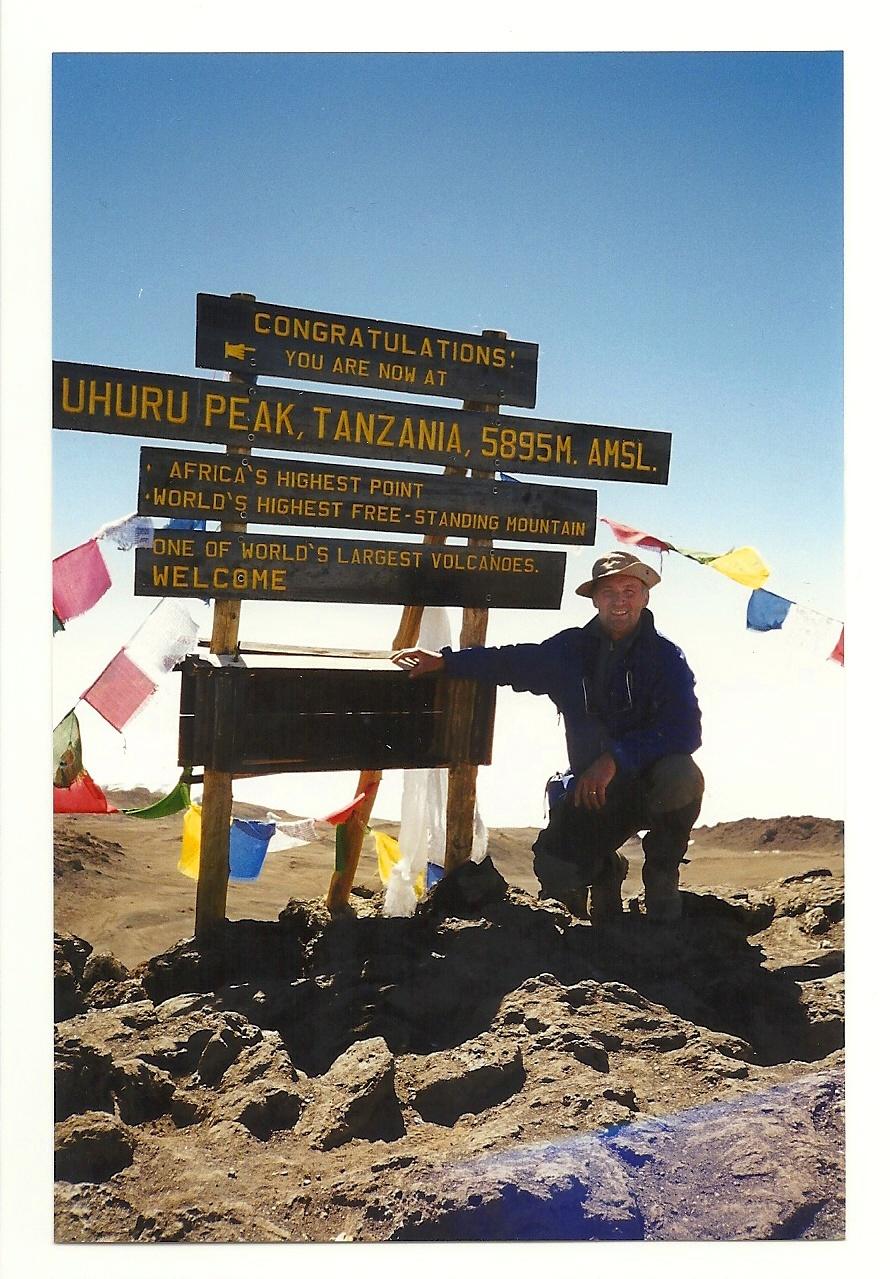 Kilimandscharo - 2000