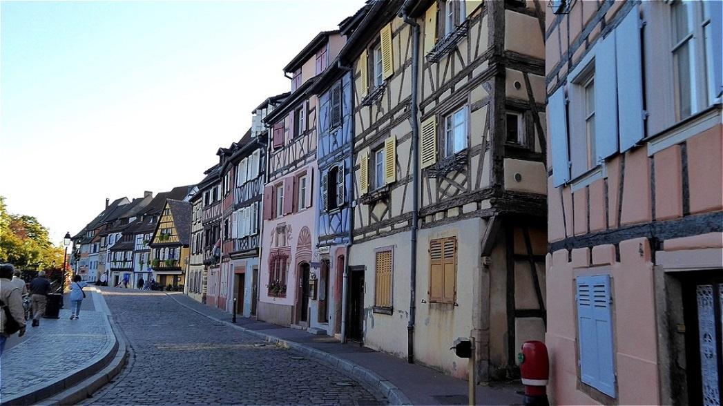 Mittelalterliche Fachwerksbauten