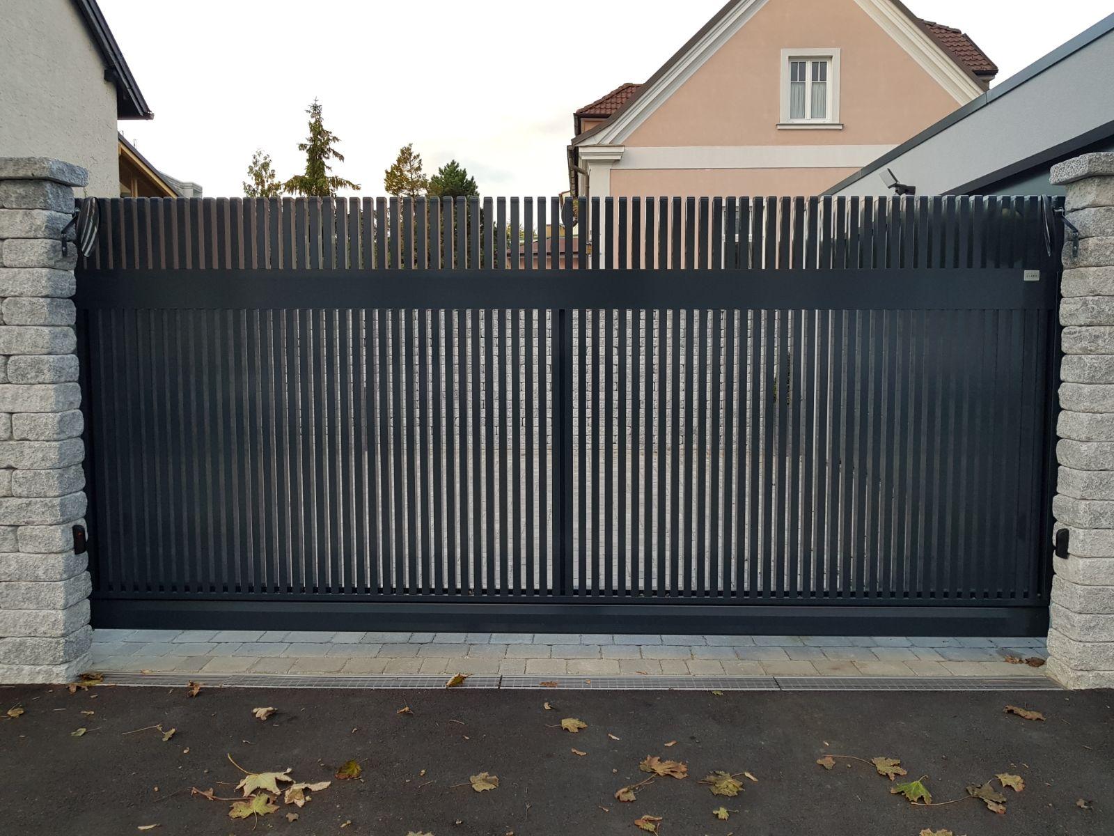 Aluminium Zaun Guardi