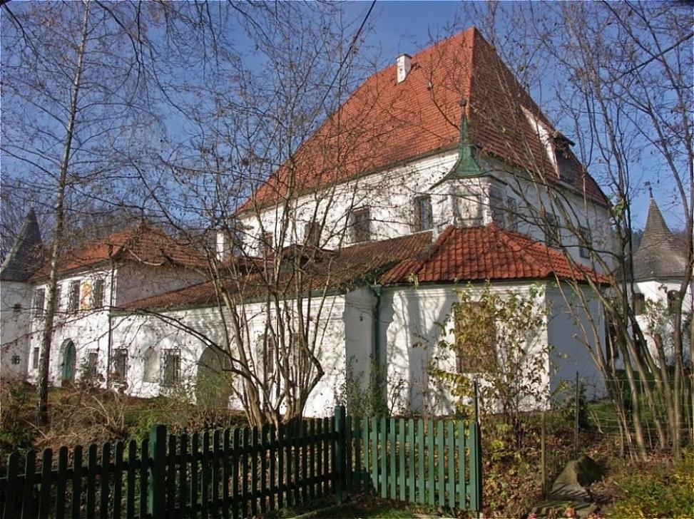 Schloss Erb - Ortschaft Unterb
