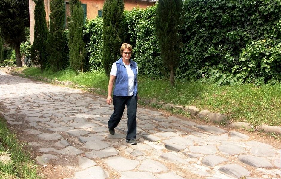 Auf nach Rom