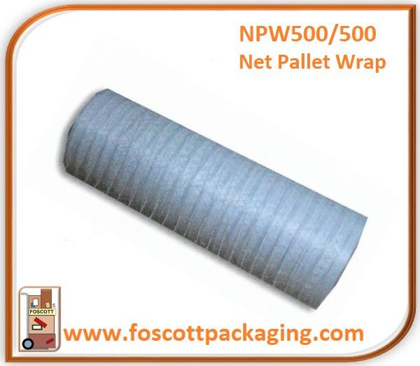 1x 300m x 400mm 24mu Clear Stretch Shrink Pallet Wrap