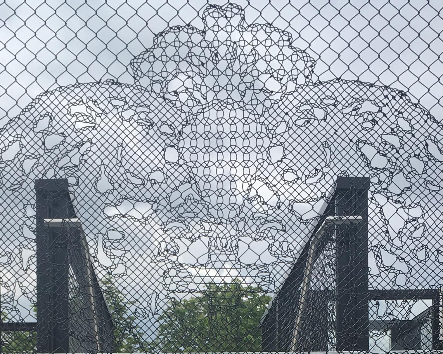 Schloss Hof Krone Lasce Fence