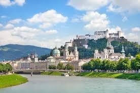 Salzburg place of birth of W.A. Mozart